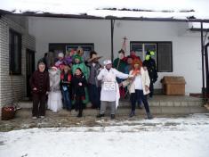 Skupinové foto uVaňurů