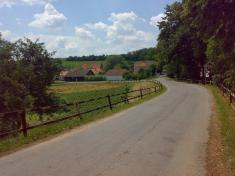 Hlavní silnice - zamostem